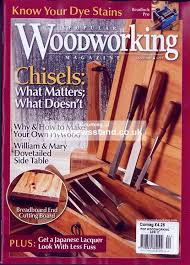 Australian Woodworking Magazine Subscription by Popular Woodworking Us Magazine Subscription Buy At Newsstand