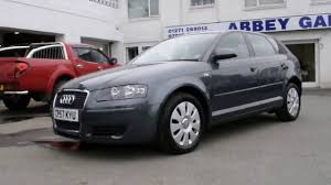 www abbeygarage co uk present sold 2008 57 audi a3 1 6 special