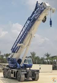 2 2018 tadano gr 1600xl 3 for sale lease rpo crane for sale