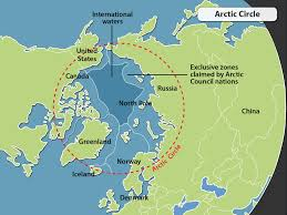 Arctic Circle Map Market Mechanisms Will Determine The Future Of Arctic Energy