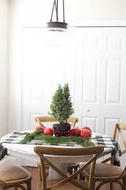 Photo Tree Centerpiece by Christmas Centerpiece