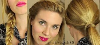 everyday easy summer hairstyles for long hair