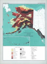 Maps Alaska by The National Atlas Of The United States Of America Perry