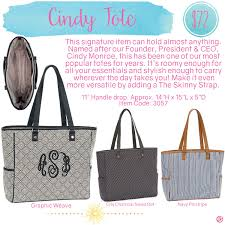 cindy tote by thirty one spring summer 2016 click to order join