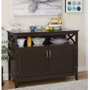 kitchen buffet hutch
