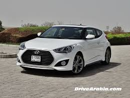 peugeot dubai first drive 2016 hyundai veloster turbo in the uae drive arabia