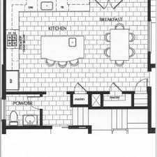 d kitchen floor plan layout with l shape table top and island also