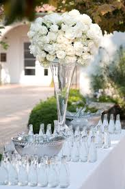 white flower centerpieces creative of white wedding flowers centerpieces 1000 images about