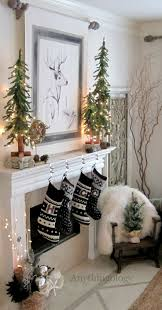 491 best christmas mantles images on pinterest christmas ideas
