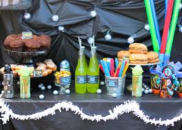 wars party wars rebels party the seaside baker