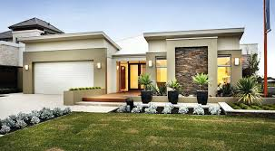 single storey house plans single story roof design single story modern house plans