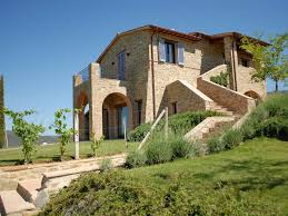 modern top design in typical umbrian country house in piegaro