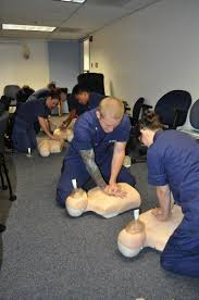 cpr aha bls acls pals ecg monitor tech first aid training pasadena