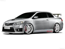 vehicles wallpaper toyota corolla s3 concept corollas