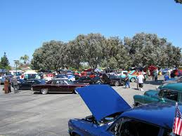 covering classic cars rod cruise lapd show and super car sunday