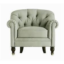 Armchair Upholstered Martha Stewart Upholstery Button Tufted Armchair By Bernhard