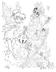 153 tinkerbell images tinkerbell colouring