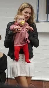 Baby Schlafzimmerblick Kate Moss Sie Hat Es Schon Wieder Getan Bunte De