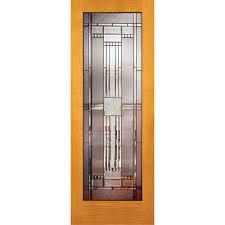 builder u0027s choice 30 in x 80 in 6 panel clear pine interior door