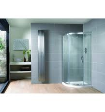 800 Shower Door Aquadart Venturi 8 Offset Quadrant Shower Enclosure Single Door