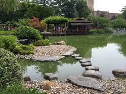 my zen garden japanese hill and pond garden