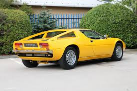 maserati yellow used 1978 maserati merak for sale in yorkshire pistonheads