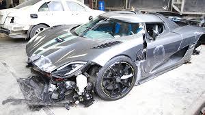 koenigsegg agera r key chinese man wrecks 4 1 million swedish supercar