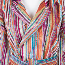 buy missoni home jazz hooded bathrobe 159 amara