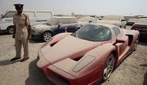 enzo for sale australia limited edition 1million abandoned by owner will