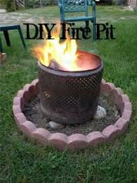 How To Use A Firepit How To Make A Pit From Your Dryer Drum G Hardscapes