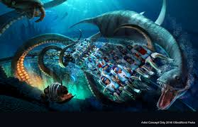 Map Of Seaworld Orlando by Seaworld Orlando Announces New Experiences For 2017 Central