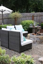 How To Make A Pea Gravel Patio Take Another Look At Gravel Chic Ways To Use It Outdoors