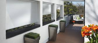Outdoor Shades For Patio by Designer Screen Shades Hunter Douglas