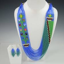 indian beaded necklace images Navajo beaded necklace by rena charles hoel 39 s indian shop jpg