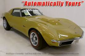 how much is a 1969 corvette stingray worth 1968 1969 1970 1971 1972 corvettes cars from proteam