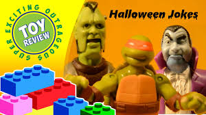 halloween jokes for kids seo toy review tmnt u0026 ghostbusters