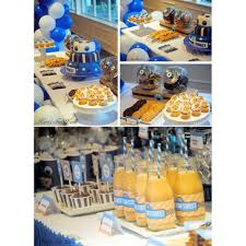 cookie monster baby shower sesame street party food party inspiration board