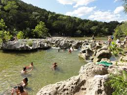 Austin Greenbelt Map by Austin Top 50 Fun In The Sun Twin Falls And Sculpture Falls Hike