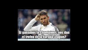 Memes De La Chions League - chions league real madrid es v祗ctima de memes tras sorteo de