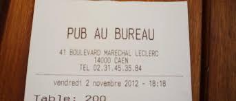 le bureau caen avis au bureau pub brasserie caen monaviscompte