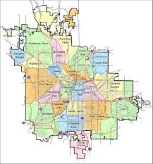 Map Of New Orleans Districts by What Defines A Neighborhood Akron Works To Enhance Them