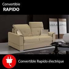 canape lit electrique canapé lit convertible rapido électrique canapés pas cher discount