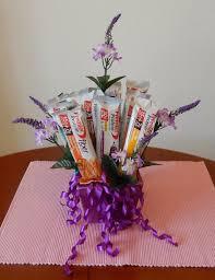 bouquet diy theworldaccordingtoeggface diy craft project protein bar bouquet