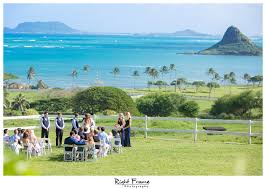 Www Rightframe Net Kualoa Ranch Wedding Paliku Gardens Hawaii