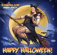 happy halloween artwork modern halloween pin ups pt ii 78 images church of halloween