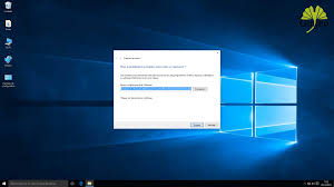 comment remettre la corbeille sur le bureau windows 7 windows 10 comment créer instantanément un point de restauration