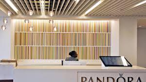 pandora jewelry retailers pandora u0027s downtown hq captures u0027certain energy or vibe u0027 exec says