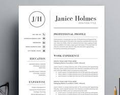 creative resume template cover letter 1 2 3 page cv template