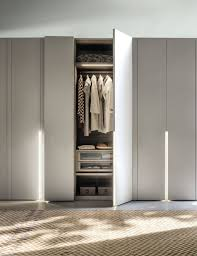Hinged Wardrobe Doors Contemporary Wardrobe Lacquered Wood Melamine With Hinged