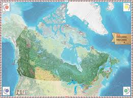 canadian map floor maps the royal canadian geographical society